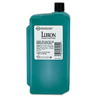 Dial Luron Emerald Lotion Soap, Lavender Scent, Green, One 1000 ml Refill