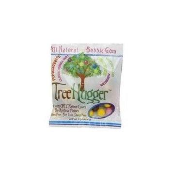 Tree Hugger All Natural Bubble Gum Pomegranate Lemonade Wildberry & Watermelon 2 oz - Vegan
