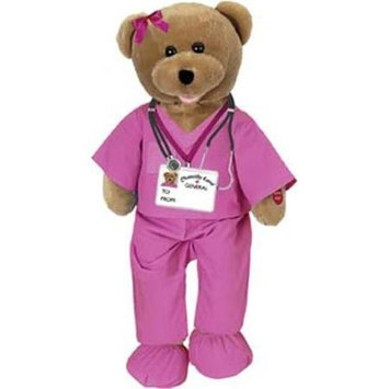 Chantilly Lane G1039 19 in. Scrubs Female bear sings I Wll Be There