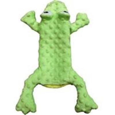 SPOT Skinneeez Extreme Stuffer Frog