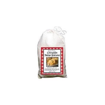 Julia's Pantry Julias Pantry JP205 Cinnamon Pecan Biscuits Cloth Bag 14oz Pack of 3