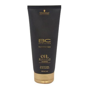 BC Bonacure Oil Miracle Shampoo by Schwarzkopf for Unisex - 6.76 oz Shampoo