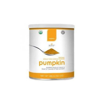 Activz - Organic Whole Pumpkin Powder - 10.1 oz.