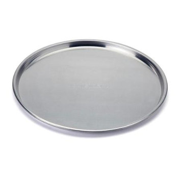 Cuisinart Alfrescamore Stainless Steel Aluminum Pizza Pan in Silver