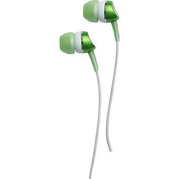 Empire Brands-headphones Empire Brands Inc WI-1902 Green Metallics Earbuds