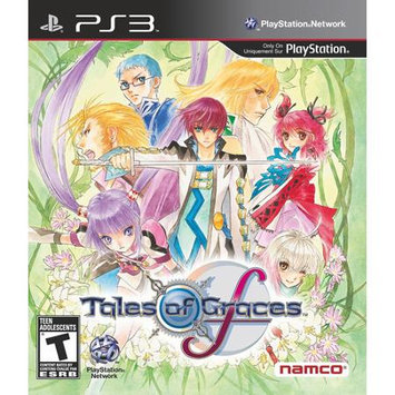 Namco Tales Of Graces F Ps3 - 11051