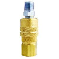 Milton Industries 1/4 F Body/M Plug