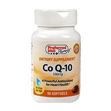 Otc Hba Co Q-10 Softgels 100 Mg kpp 60