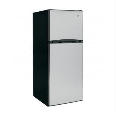 GE 11.55 cu. ft. Top Freezer Refrigerator in Stainless Steel GTR12SBESS
