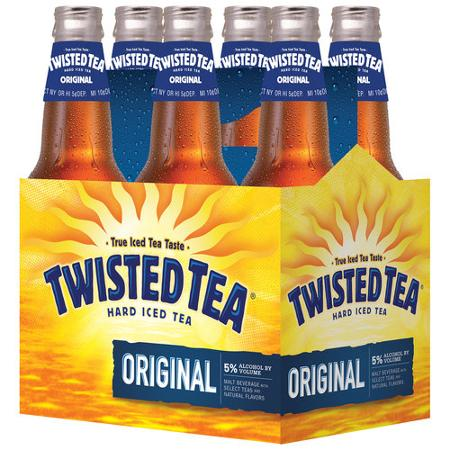 Twisted Tea Malt Beverage
