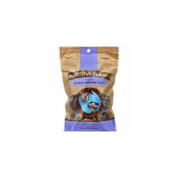 Kehe Distributors Plentiful Planet Choc Pretzel Bag 10 OZ (Pack of 6)