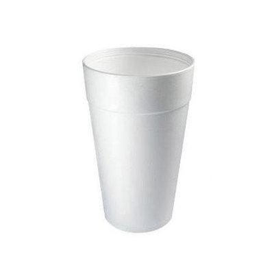 DART 44TJ32 Disposable Hot Cup,44 oz, White, PK500