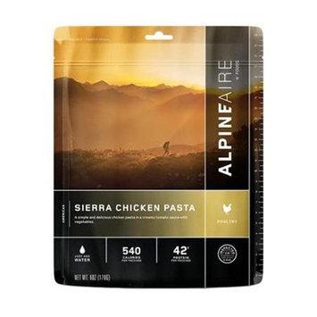 Alpine Aire Foods Sierra Chicken Pasta Serves 2