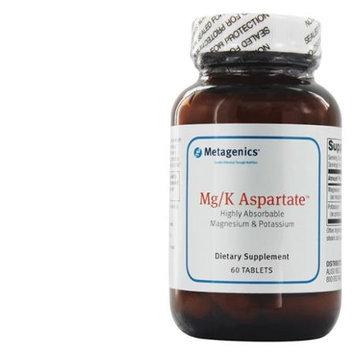 Metagenics - Mg/K Aspartate - 60 Tablets
