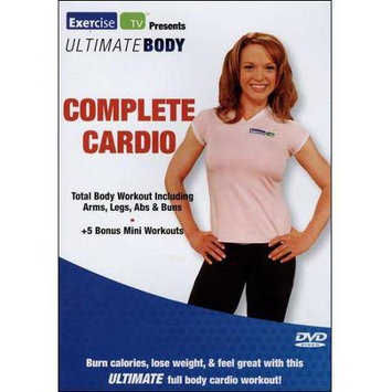 Allegro Ultimate Body: Complete Cardio - DVD