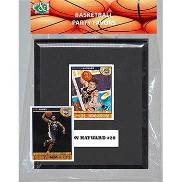 Candicollectables Candlcollectables 67LBJAZZ NBA Utah Jazz Party Favor With 6 x 7 Mat and Frame