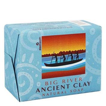 Clay Soap Forest Rain Zion Health 10.5 oz Bar Soap