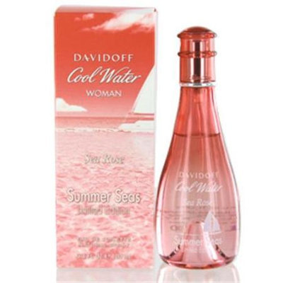 Davidoff Cool Water Sea Rose Summer Seas Limited Edition