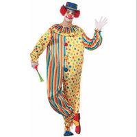 Forum Novelties Spots The Clown Adult Costume Standard