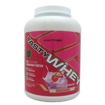 Adaptogen Science Tasty Whey Strawberry Creme - 5 LBS