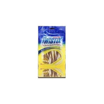 Natural Polymer International Corp Twistix Yogurt Banana Dental Treats Mini 5.5oz