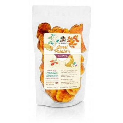 Dr. Harvey's Sweet Potate'r Chews Chips 7 oz. Bag