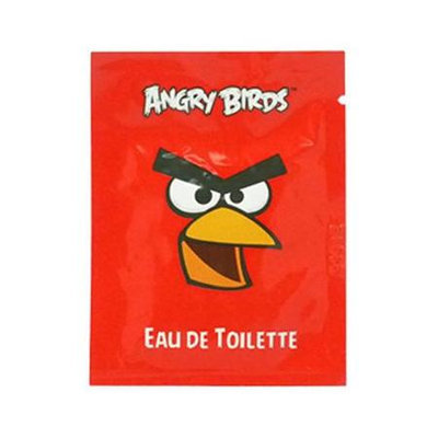 Air Val International Angry Birds - Red by Air-Val International for Kids - 1 Pc Perfumed Wipes