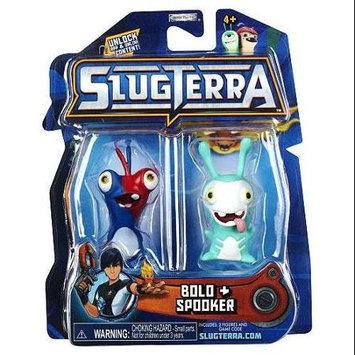 Slugterra Basic Figure 2-Pack - Bolo & Spooker