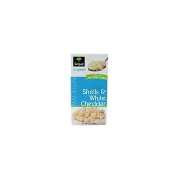 Tree of Life Organic Shells & White Cheddar Cheese Macaroni 6 oz