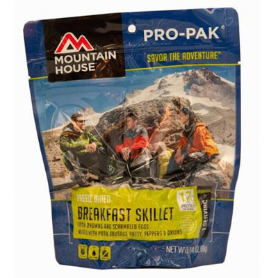 Mountain House Breakfast Skillet Pro-Pak - Single Serving