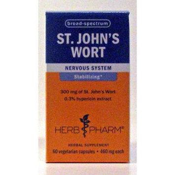 Herb Pharm - St. John's Wort 460 mg. - 60 Vegetarian Capsules