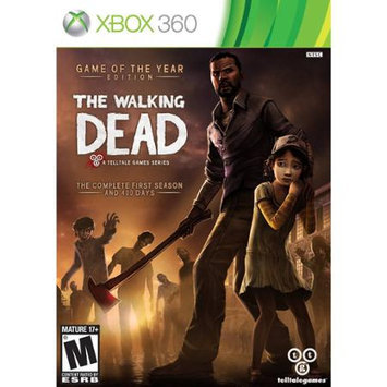 Uie Xbox 360 - The Walking Dead: Game of the Year Edition