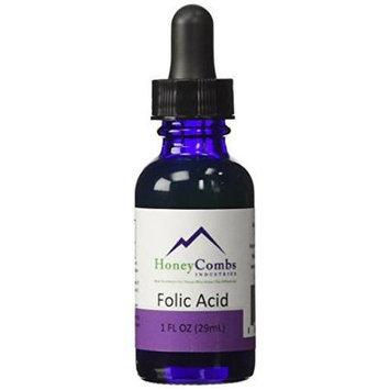 HoneyCombs Folic Acid Extract Alcohol Free (Liquid)