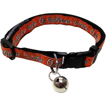 Pets First MLB Baltimore Orioles Cat Collar