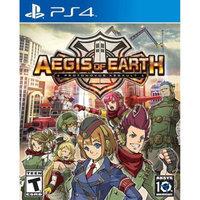U & I Entertainment Aegis Of Earth: Protonovus Assault - Playstation 4