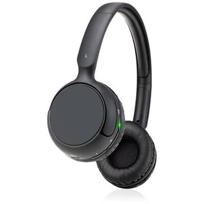 Accessory Power GOgroove GGBVRLX100BKEW Headset