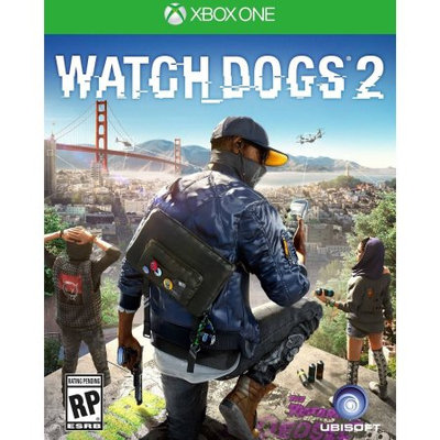 Ubisoft Watch Dogs 2 Limited Edition Day 1 XBox One [XB1]