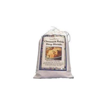 Julia's Pantry Cinnamon Raisin Biscuits Cloth Bag 14oz Pack of 4