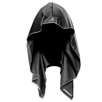 Mission AthleteCare Enduracool Hoodie - Black
