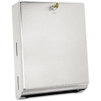 Bobrick Surface-Mounted Paper Towel Dispenser-10