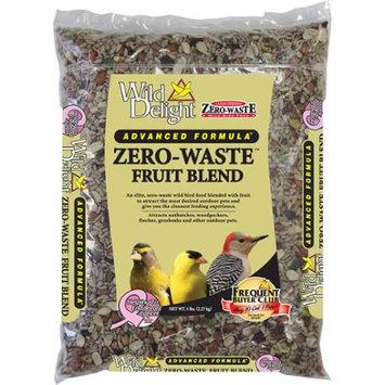 D & D Commodities Wild Delight Zero Waster Fruit Blend Bird Food