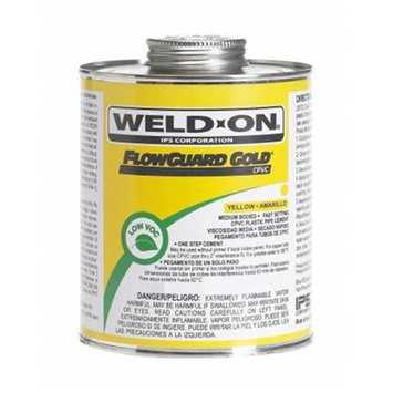 Ips Corporation 451212 Weld-On Fgg Cement Cpvc
