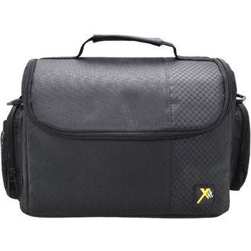 Xit Group XIT Deluxe Digital Camera/Video Padded Carrying Case-Large