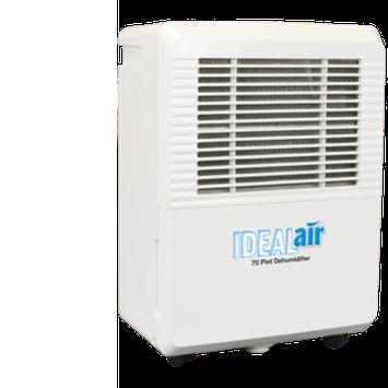 Ideal-air Ideal Air 700828 70 Pint Dehumidifier