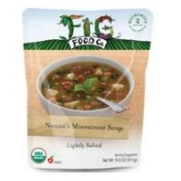 Fig Food Company - Organic Nonna's Minestrone Soup - 14.5 oz.