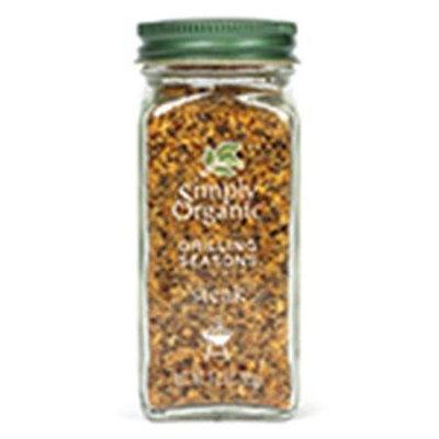 Simply Organic GRILL SEAS, OG2, STEAK, (Pack of 6)