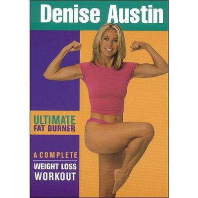 Denise Austin: Ultimate Fat Burner DVD (2001)