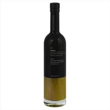 Kolossos 500 ml. Robust 100 Percent Greek Extra Virgin Olive Oil Case Of 6
