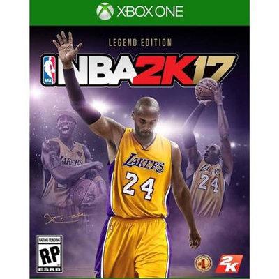 Take 2 NBA 2K17 Legend Edition XBox One [XB1]