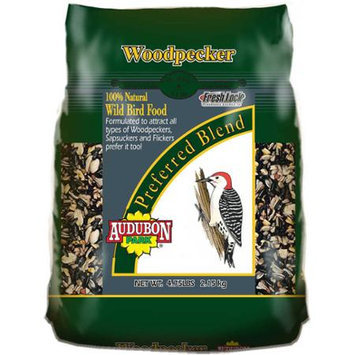 Audubon Park 4.75 lb Woodpecker Wild Bird Food